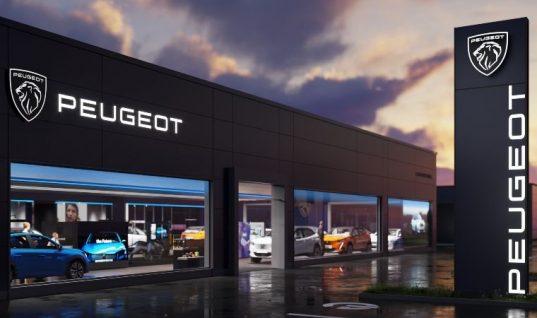 Peugeot unveils new brand identity