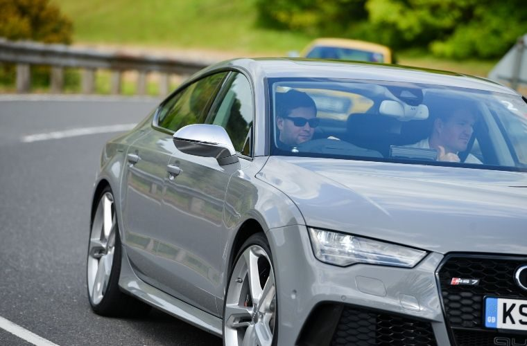 Car driven up to 122mph while under the care of Audi dealership, customer claims