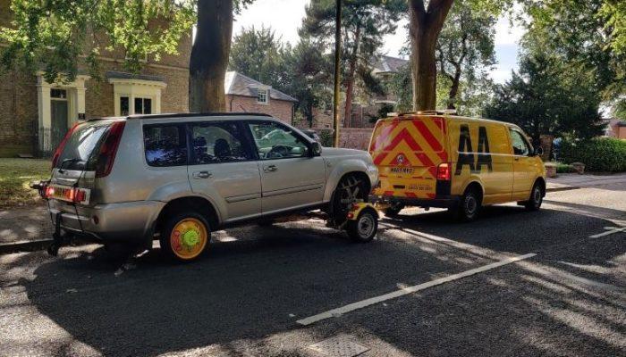 AA rolls-out 'freewheeling hub' nationwide