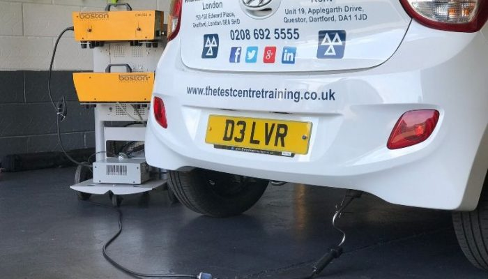 Emissions analysers added to connected MOT equipment rule changes