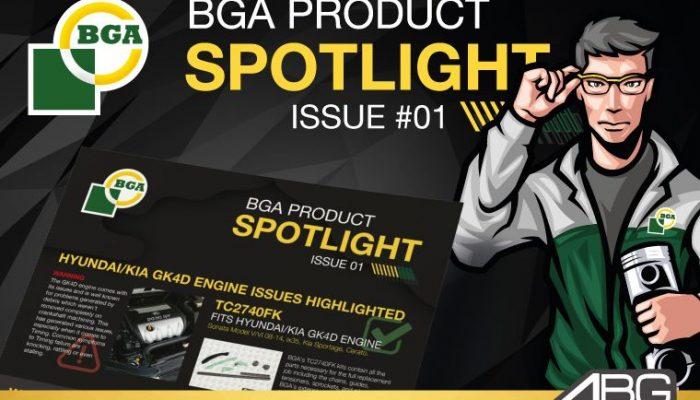 BG Automotive publishes new 'product spotlight' brochure