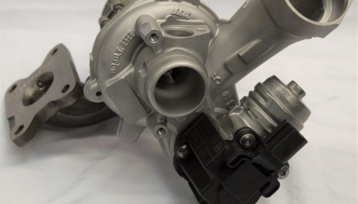 Reman turbo for Volkswagen 1.4 direct injection petrol engines added to Ivor Searle range