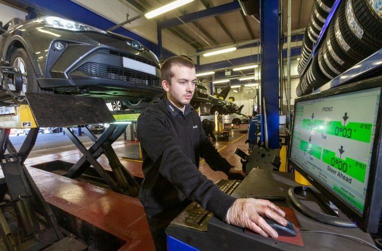Kwik Fit launches maintenance subscription scheme