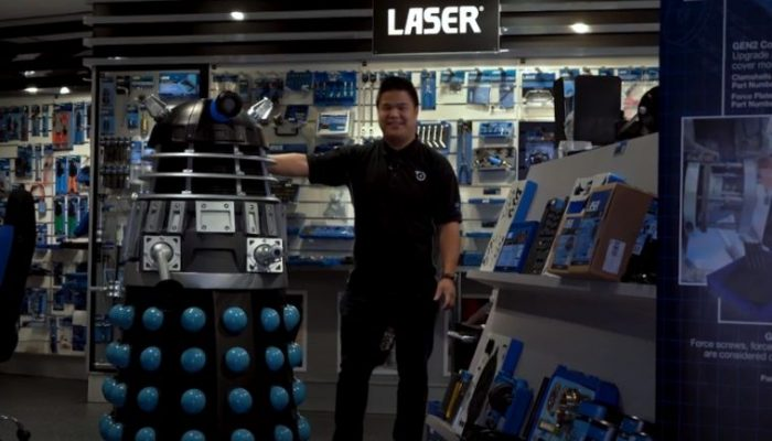 Laser Tools video highlights diverse offering