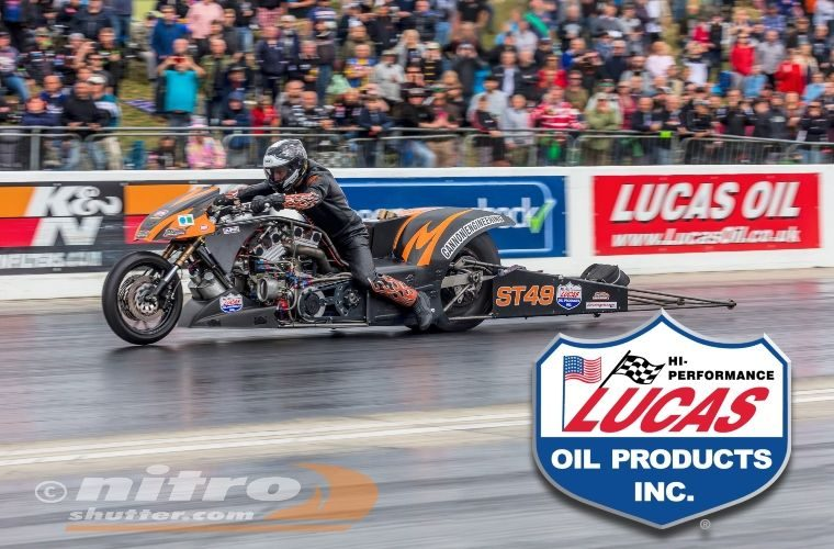 Ten out of ten for the Lucas Oil Cannon Motorsports Team