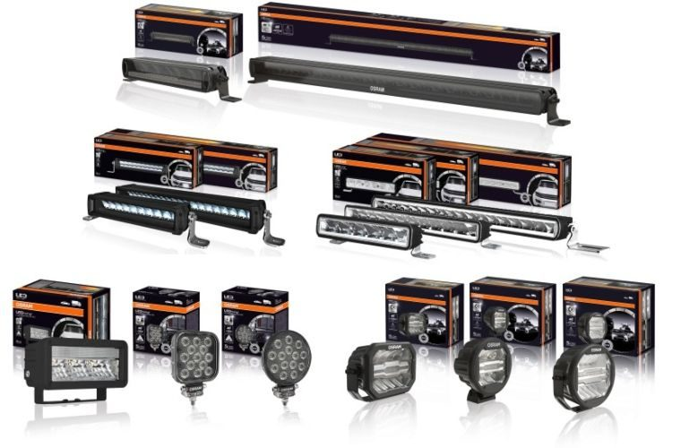 OSRAM shines light on new additions for 2021