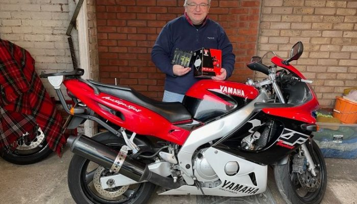 Yuasa launches search to find longest serving motorcycle battery