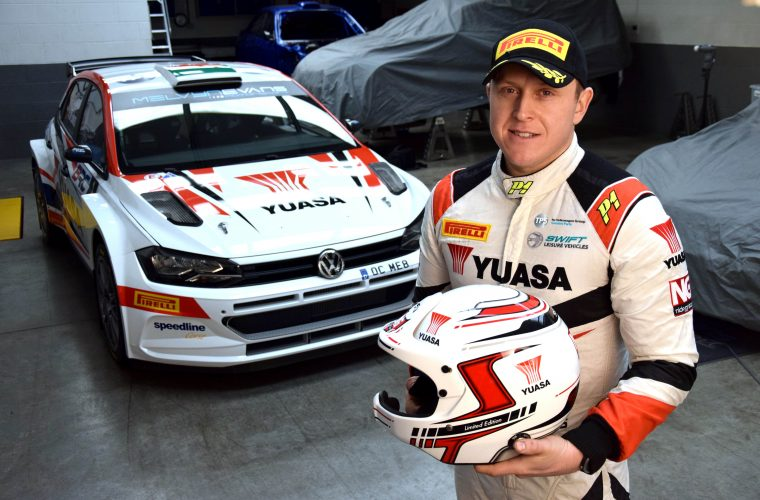 Yuasa reveals first photos of Matt Edwards' BRC title challenger in new livery