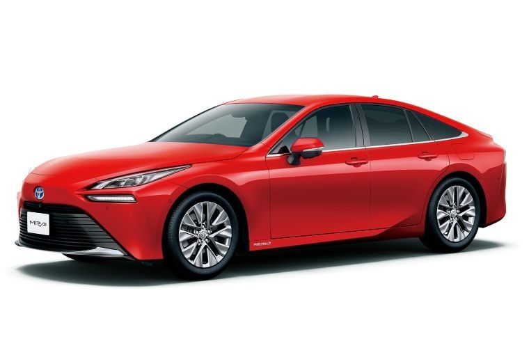 Toyota chooses KYB for exclusive hydrogen-powered Mirai