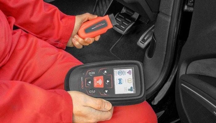 Bartec introduces latest TPMS service technology