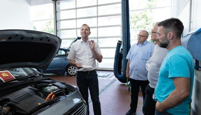 Bosch launches new electric/hybrid vehicle system awareness course