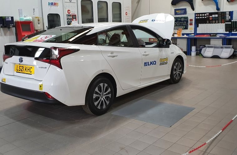 Euro Car Parts invests in new vehicles to support increasing hybrid training demand