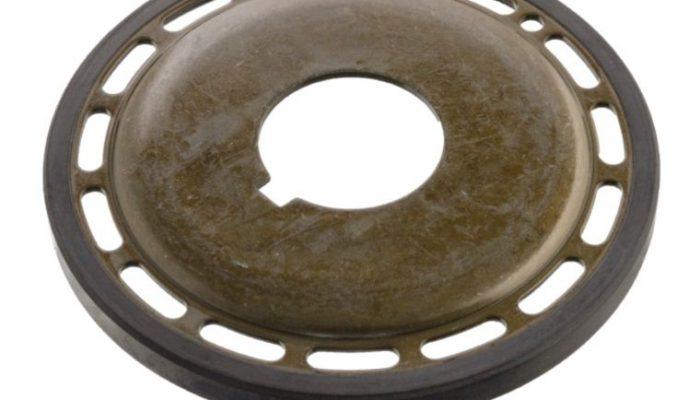 Magnet wheel for crankshaft sensitive to cleaning or mishandling, Febi warns