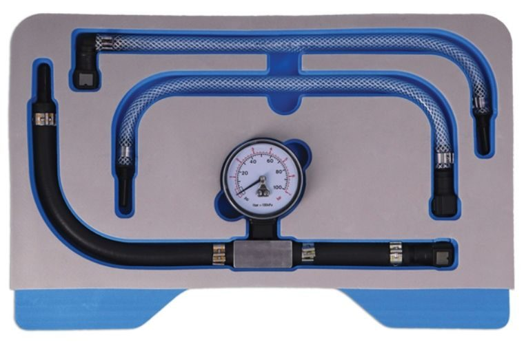 AdBlue system pressure test kit from Laser Tools