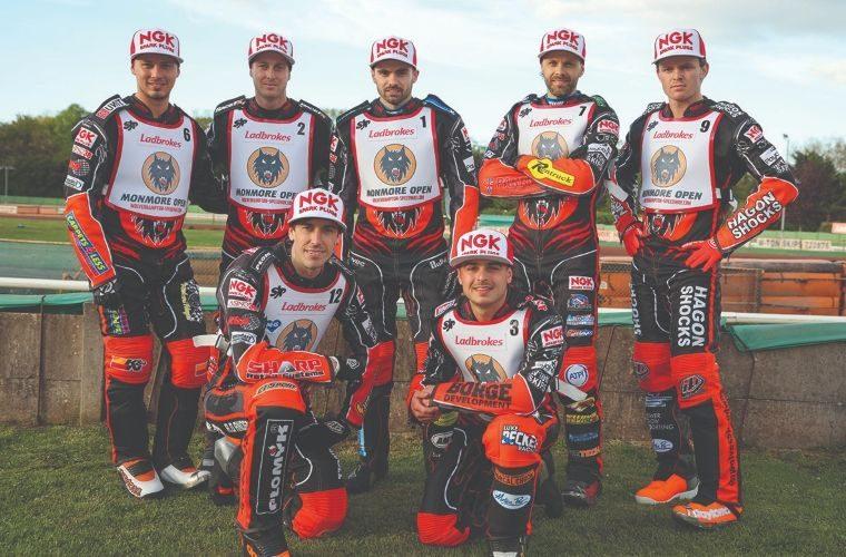 NGK-sponsored Wolves ready for new Speedway season