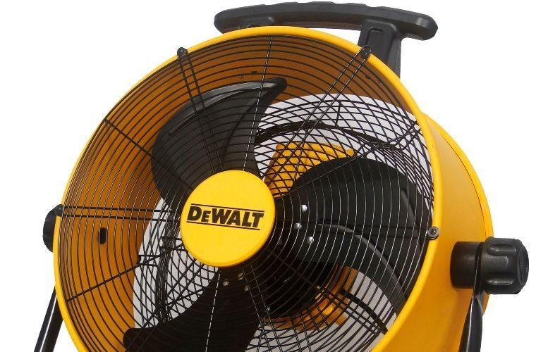DeWalt workshop fan savings at SIP