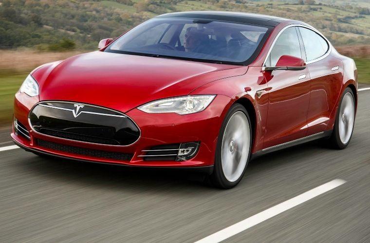 Watch: James May reveals Tesla battery glitch