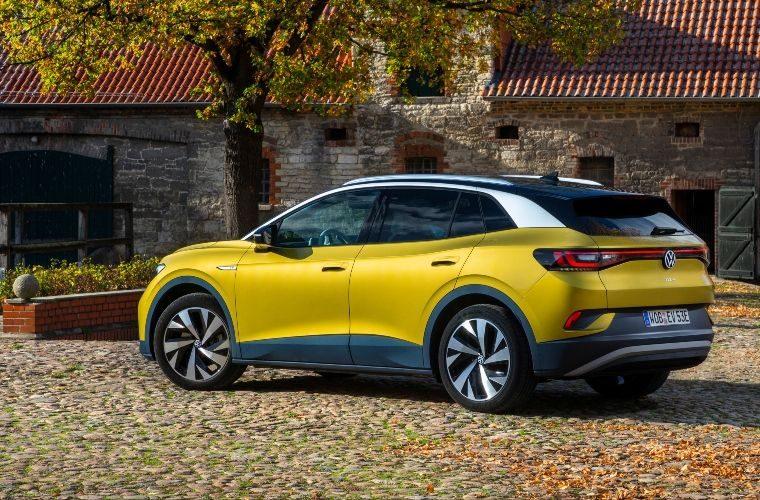 Volkswagen ID.4 gets Monroe suspension technology