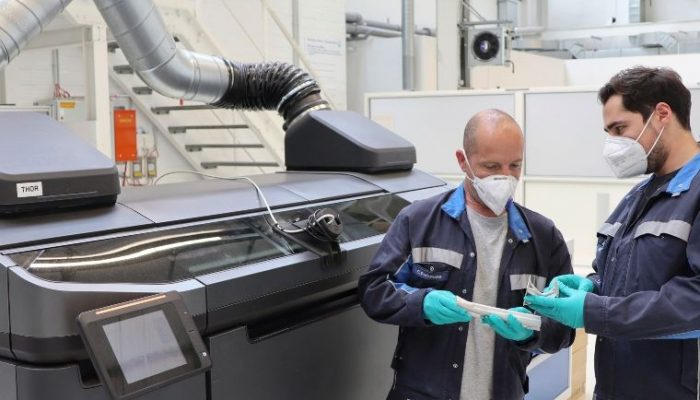 Volkswagen prepares for 3D printing vehicle production