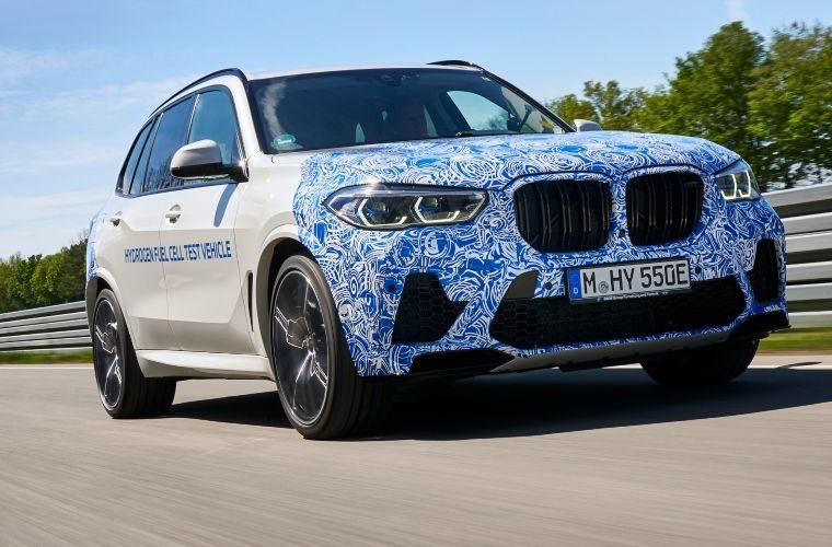 BMW begins real-world testing of its i Hydrogen NEXT ahead of 2022 debut