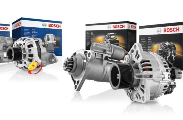 Bosch starter and alternator warranty extension