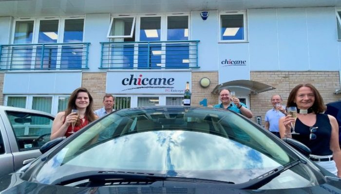 Chicane voted Industry Partner of the Year