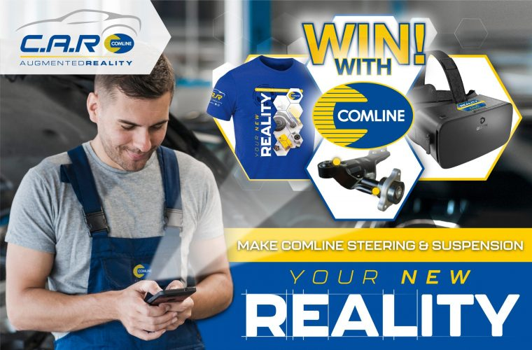 Prizes up for grabs in Comline augmented reality competition