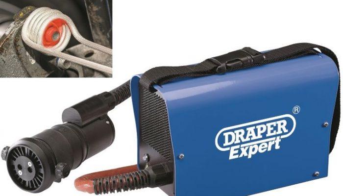 New Draper 1250W induction heating tool