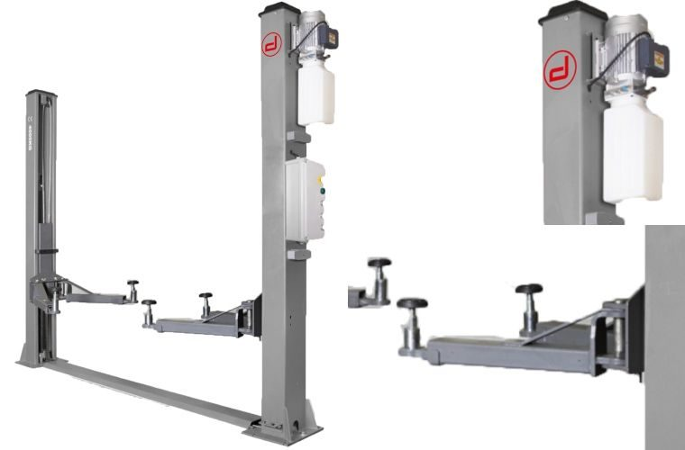 Dama 2 post lift deal from Hickleys