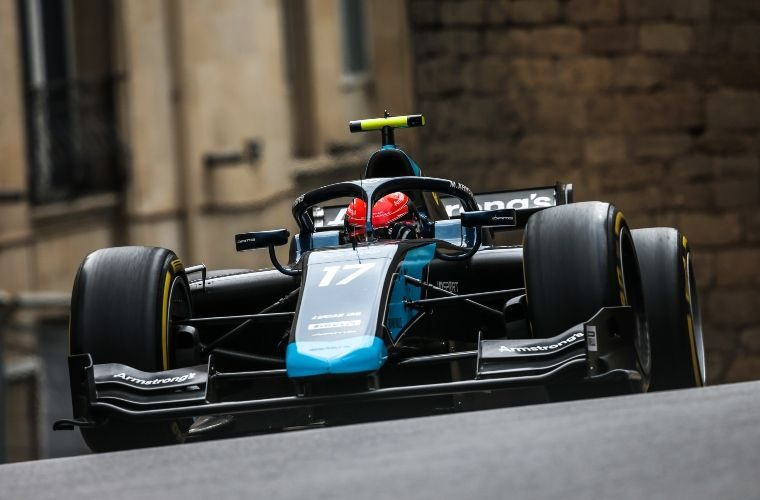 Lucas Oil confirms support for DAMS F2