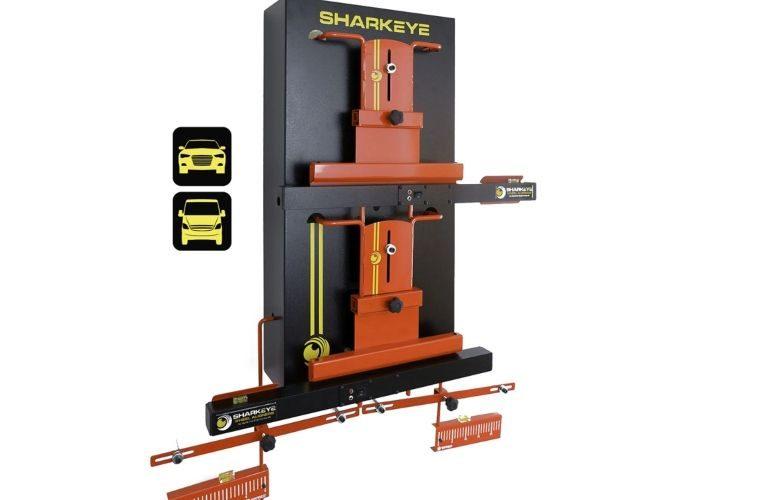 Save £100 on four-wheel laser alignment gauges at Hickleys