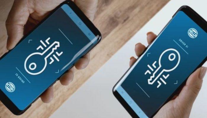 HELLA digital car key to bring ultra-wideband tech into series production