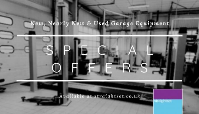 Straightset new, nearly new and used special offers