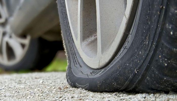 Man admits slashing 100 tyres in 'revenge attack' on dealership forecourt