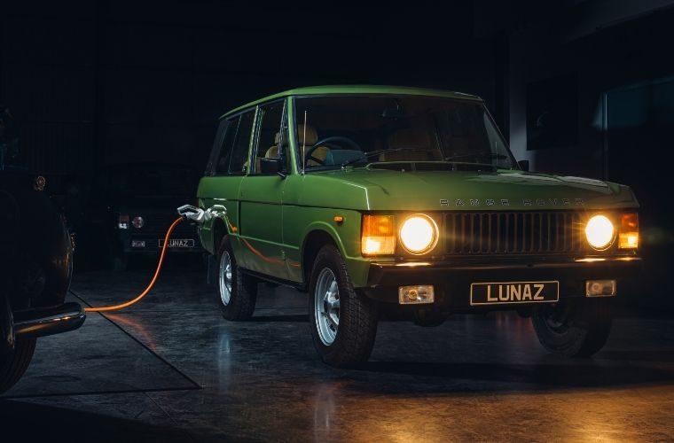 Classic car electrification market set to grow