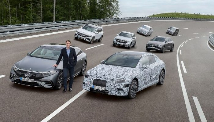 Mercedes-Benz prepares to go electric only