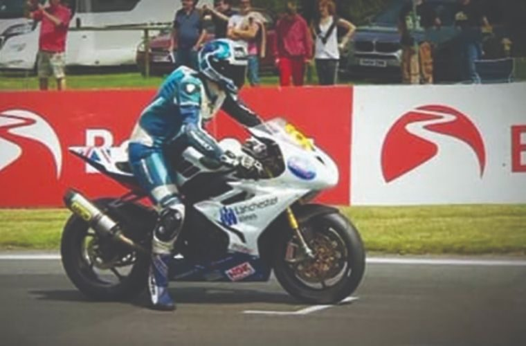 Injury forces Alderson out of racing