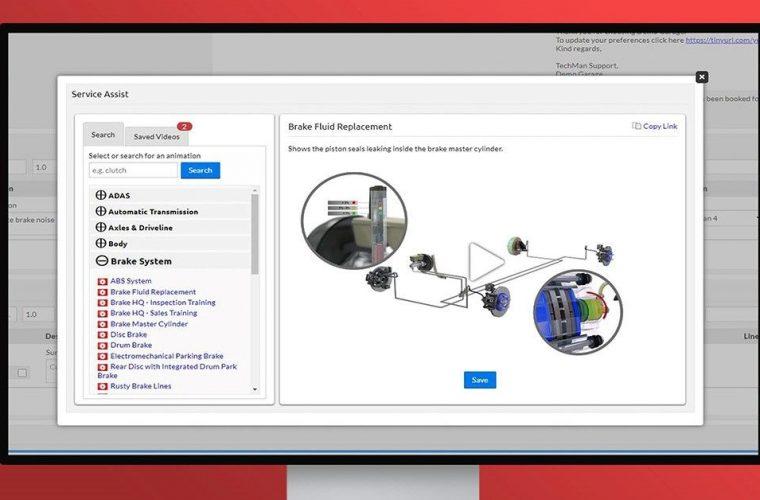 TechMan Service Assist to boost garage customer confidence