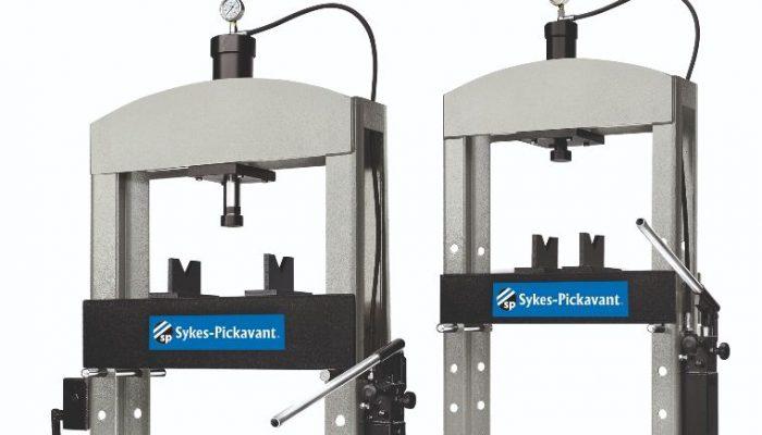 Sykes-Pickavant Silver Series Hydraulic Workshop Presses