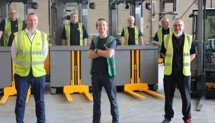 HELLA showcases team inclusion with warehouse refurb