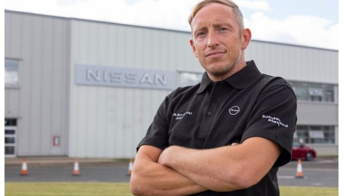 Nissan worker saves life on way to work