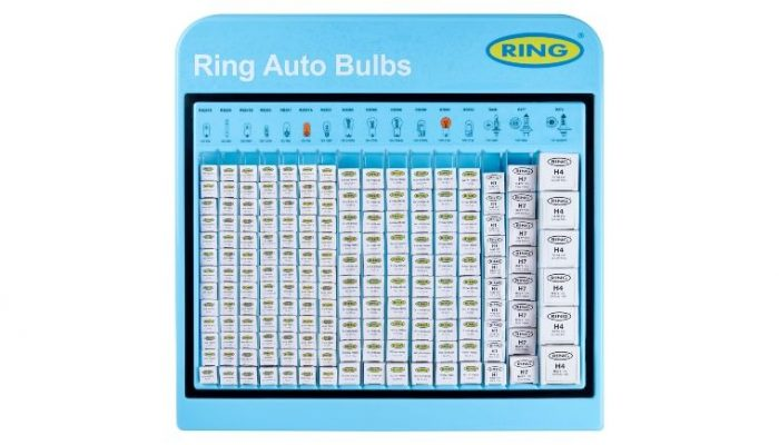 Ring reveals new easy-access bulb stand