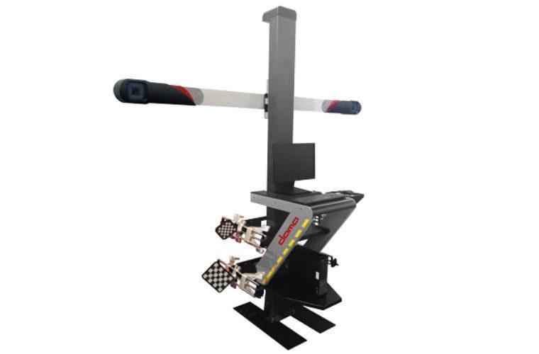 Dama 3D wheel alignment offer