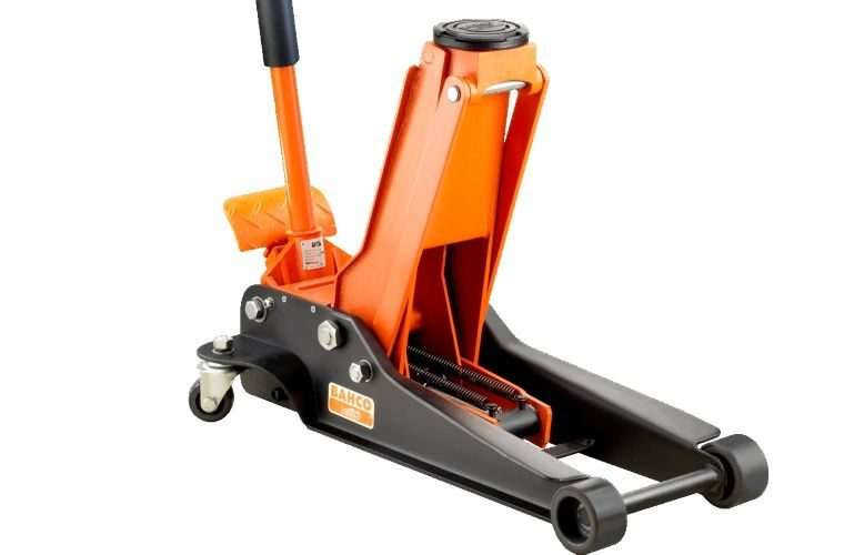 Reduced price on Bahco 3T trolley jack