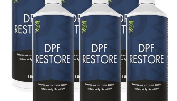 Sykes-Pickavant DPF Restore
