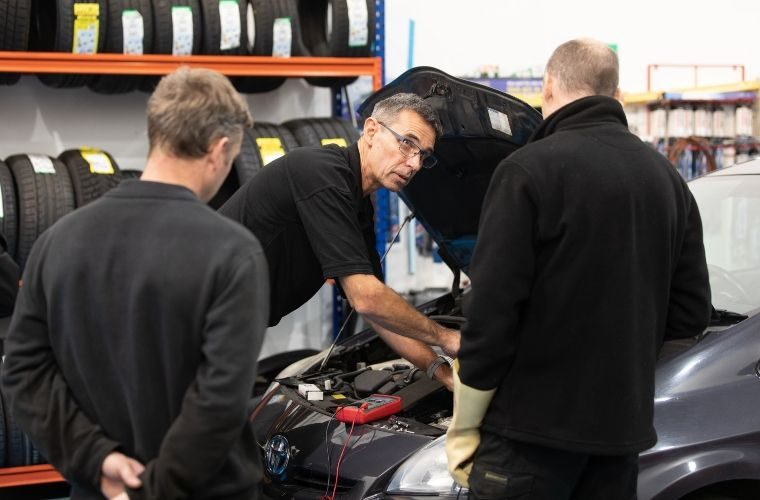 Autotech Group strengthens commitment to EV training