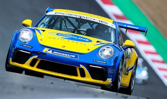 Comline brand awareness survey offers chance to win BTCC and Porsche Carrera Cup tickets