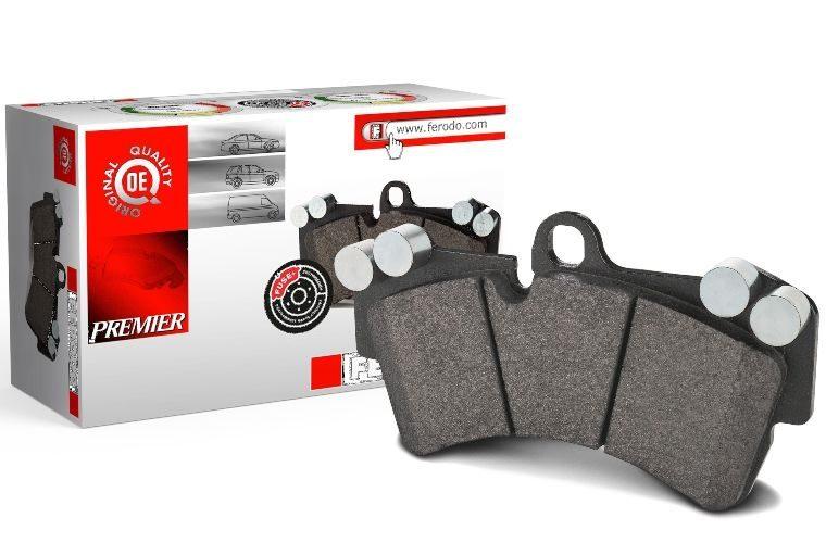 New FERODO pads to bridges gap between braking performance and comfort