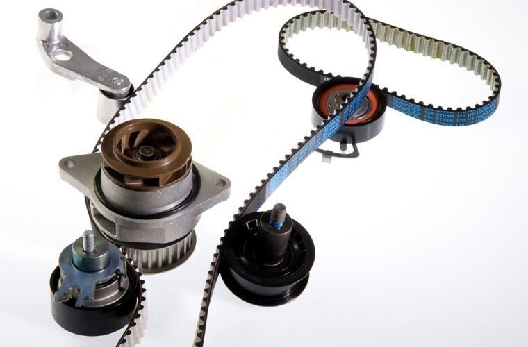 Dayco water pump kits for complete aftermarket replacement