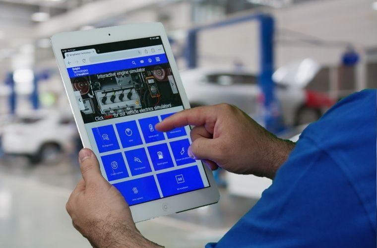 Delphi Technologies launches online training platform
